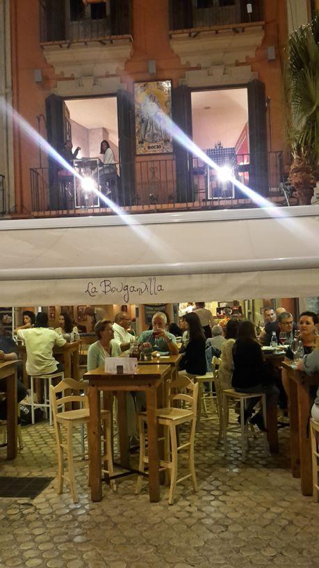 Valencia bis Gibraltar